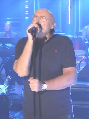 "Phil Collins: ""In The Air Tonight"" bei Jimmy Fallon"