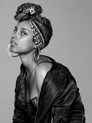 "Alicia Keys: ""Sweet F'in Love"" im Stream"