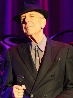 "Leonard Cohen: Posthumes Video zu ""Traveling Light"""