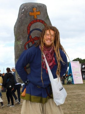 Roskilde Festival: Atari-Merch und Hippie-Girls