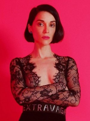 "St. Vincent: Neuer Song ""New York"""