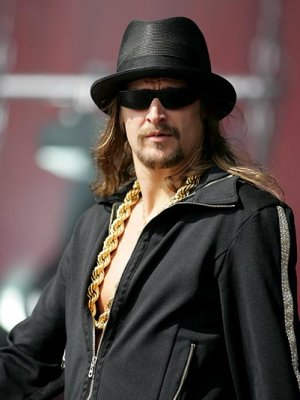 Kid Rock: Redneck will in den US-Senat