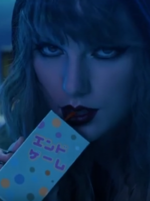 "Taylor Swift: ""End Game"" mit Future und Ed Sheeran"