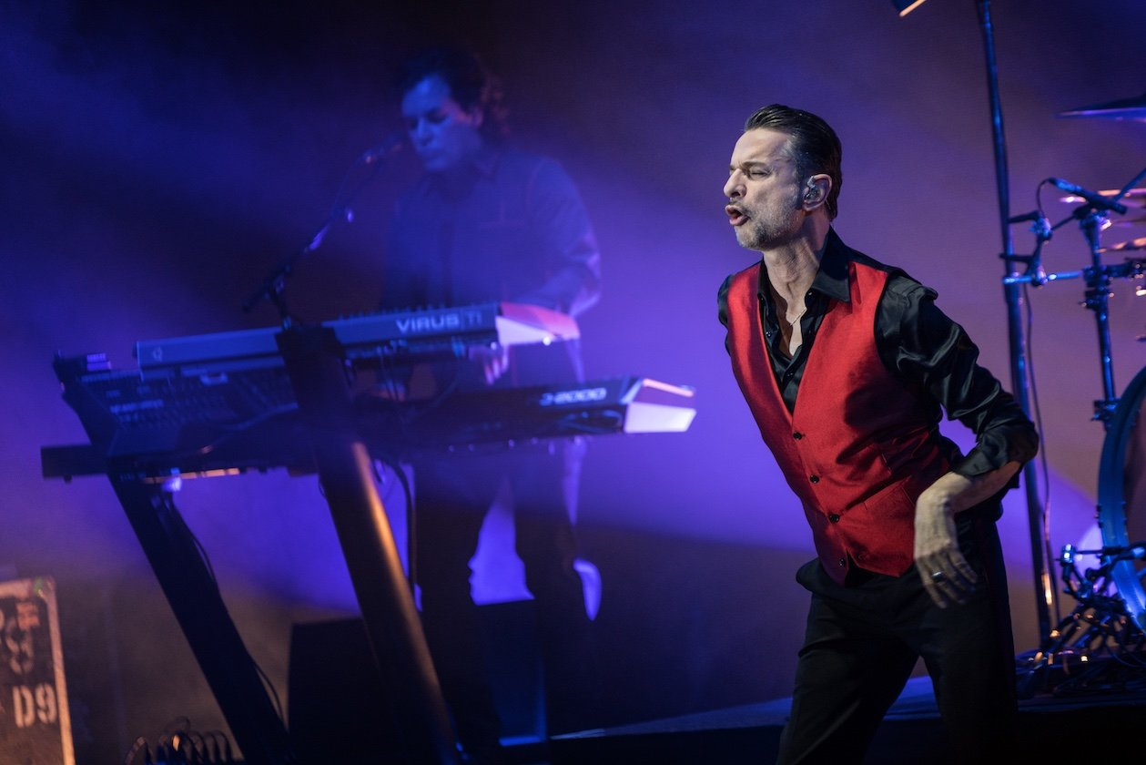 Dave Gahan / Depeche Mode - Saw Something / Lilian