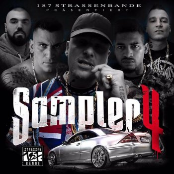 187 Strassenbande - Sampler 4 Artwork