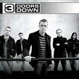3 Doors Down - 3 Doors Down Artwork