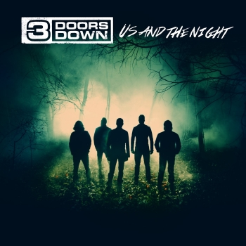 3 Doors Down - Us And The Night Artwork