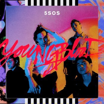 5 Seconds Of Summer - Youngblood Artwork