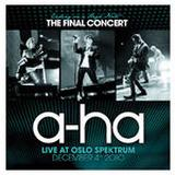A-ha - Ending On A High Note - The Final Concert Artwork