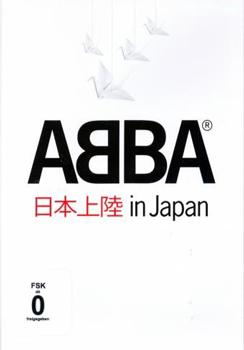 ABBA - ABBA In Japan Artwork
