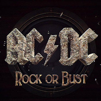 AC/DC - Rock Or Bust Artwork