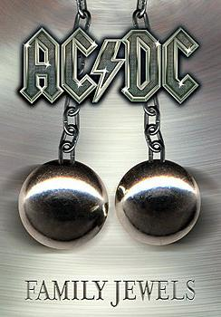 AC/DC - Family Jewels Artwork
