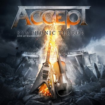 Accept - Symphonic Terror - Live At Wacken 2017 Artwork