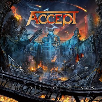 Accept - The Rise Of Chaos Artwork