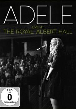 Adele - Live At The Royal Albert Hall Artwork