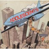 Adolescents - The Fastest Kid Alive Artwork