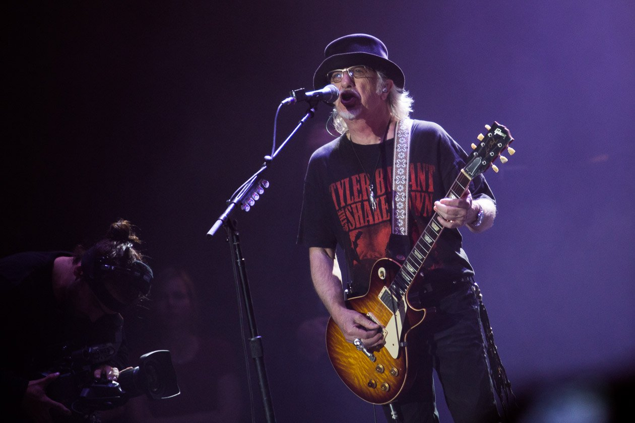 Aerosmith – Brad Whitford.