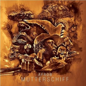 Afrob - Mutterschiff Artwork