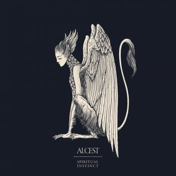 Alcest - Spiritual Instinct Artwork