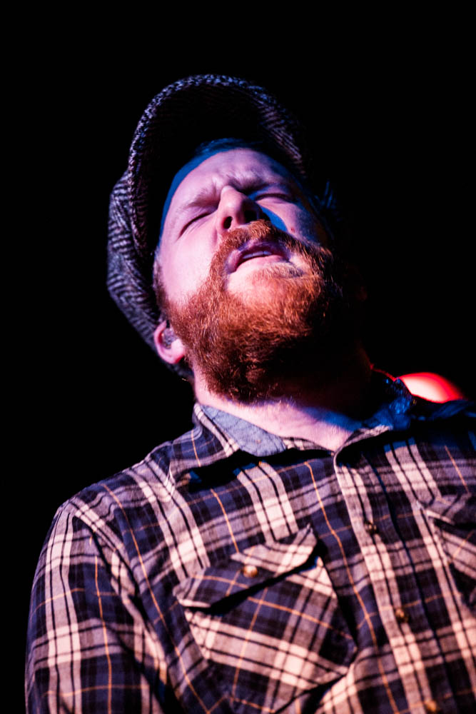 Alex Clare zu Gast in der Live Music Hall. – Alex Clare