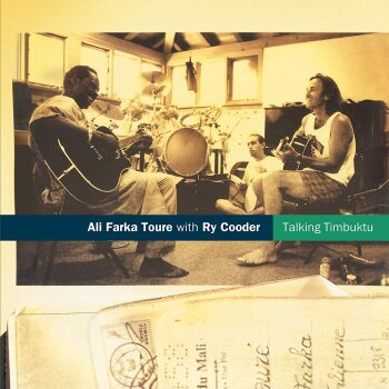 Ali Farka Toure & Ry Cooder - Talking Timbuktu Artwork