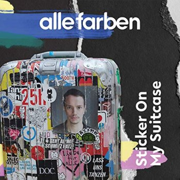 Alle Farben - Sticker On My Suitcase Artwork