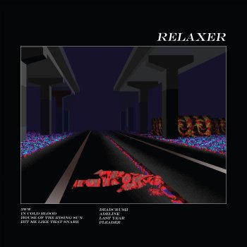 Alt-J - Relaxer Artwork