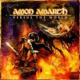 Amon Amarth - Versus The World Artwork
