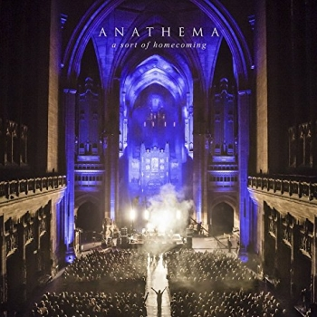 Anathema - A Sort Of Homecoming Artwork
