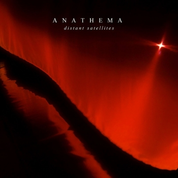 Anathema - Distant Satellites Artwork