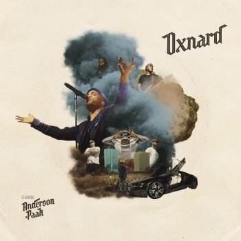 Anderson .Paak - Oxnard Artwork