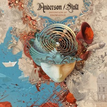 Anderson/Stolt - Invention of Knowledge Artwork