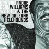 Andre Williams - Can You Deal With It? Artwork
