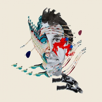 Animal Collective - Painting With Artwork