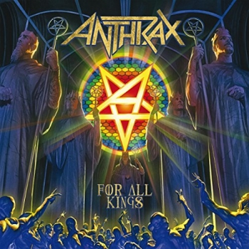 Anthrax - For All Kings Artwork