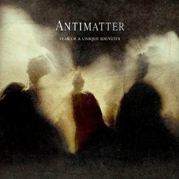 Antimatter - Fear Of A Unique Identity Artwork