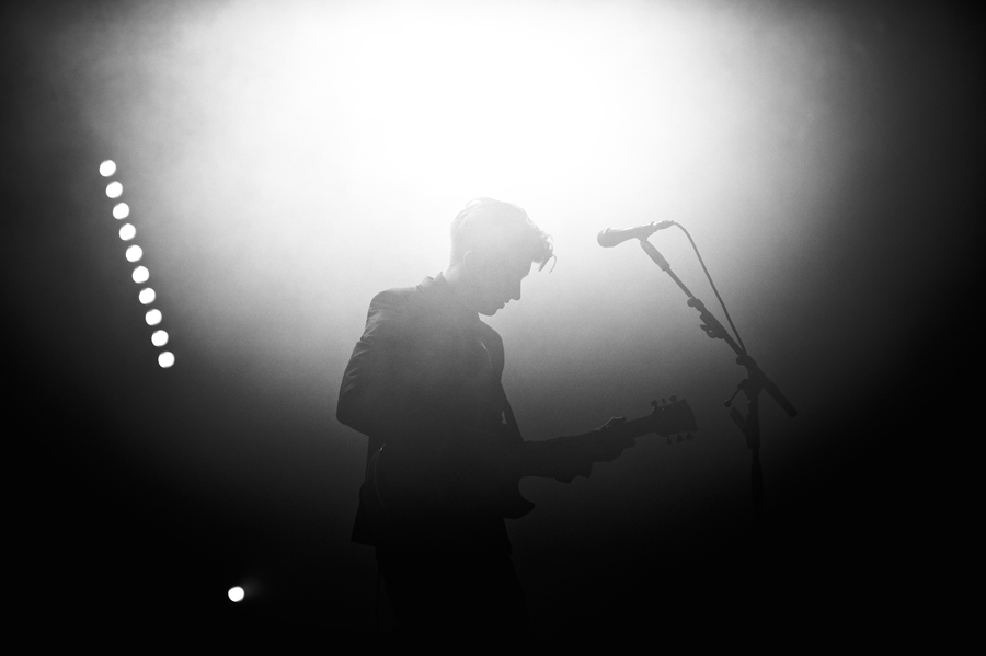 Headliner am Samstag. – Arctic Monkeys.