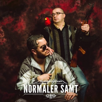 Audio88 & Yassin - Normaler Samt Artwork