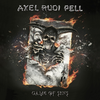 Axel Rudi Pell - Game Of Sins Artwork