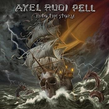 Axel Rudi Pell - Into The Storm Artwork