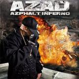 Azad - Azphalt Inferno Artwork