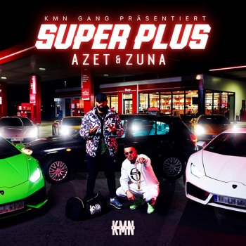 Azet & Zuna - Super Plus Artwork