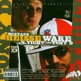 B-Tight & Tony D - Heisse Ware Artwork