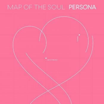 BTS - Map Of The Soul: Persona Artwork
