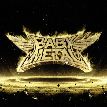 Babymetal - Metal Resistance Artwork