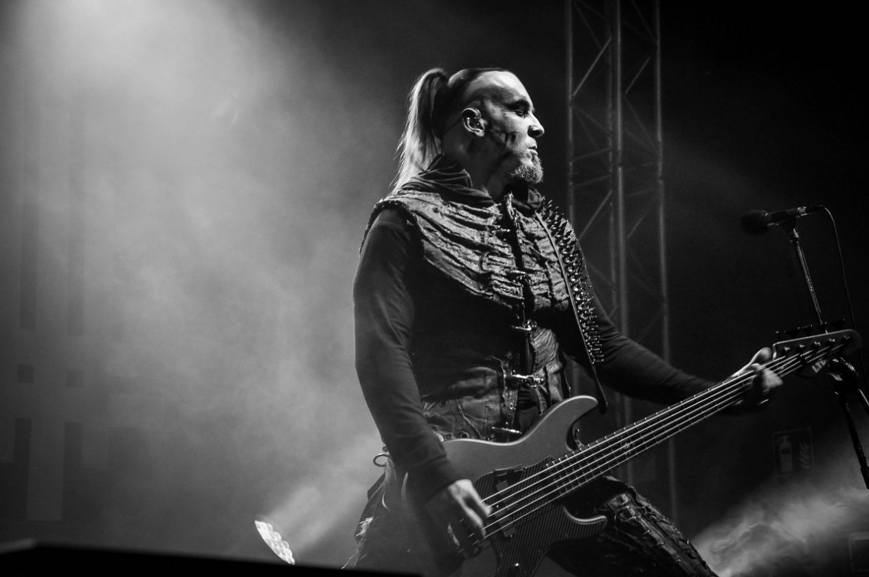 "Behemoth – Die polnische Black-/Death-Institution auf ""Ecclesia Diabolica Evropa""-Tournee. – Orion."