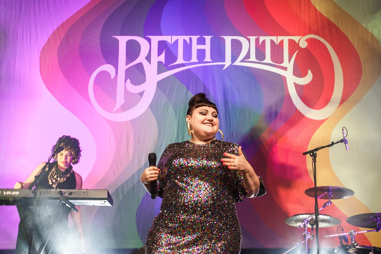 Beth Ditto – Die The Gossip-Frontfrau solo. – Welcome.
