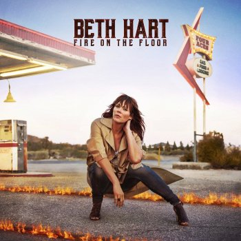 Beth Hart - Fire On The Floor Artwork
