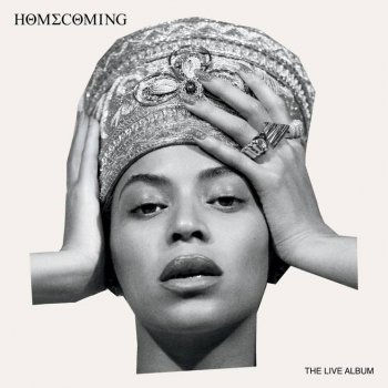 Beyoncé - Homecoming: The Live Album Artwork