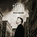 Billy Bragg - Mr. Love & Justice Artwork